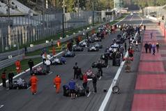 starting grid race 1, CAMPIONATO ITALIANO FORMULA ACI CSAI ABARTH