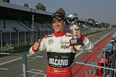 Nicolas Costa (BRA),Tatuus FA010 FPT, Cram Competition , CAMPIONATO ITALIANO FORMULA ACI CSAI ABARTH