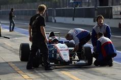Patric Niederhauser (SUI), Tatuus FA010 FPT, Jenzer Motorsport , CAMPIONATO ITALIANO FORMULA ACI CSAI ABARTH