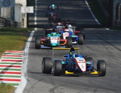 Robert Visoiu (ROU),Tatuus FA010 FPT, Jenzer Motorsport GMbh , CAMPIONATO ITALIANO FORMULA ACI CSAI ABARTH