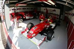 Edoardo Liberati (ITA) ,Dallara F308 FTP 420 CIF3, Ghinzani Arco Motorsport Srl, ITALIAN FORMULA 3 CHAMPIONSHIP