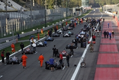 starting grid race 1, CAMPIONATO ITALIANO FORMULA ACI CSAI ABARTH