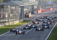 start race 1, CAMPIONATO ITALIANO FORMULA ACI CSAI ABARTH