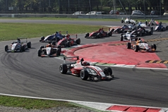 start race 2, CAMPIONATO ITALIANO FORMULA ACI CSAI ABARTH