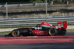 Paolo Bonetti (ITA), Tatuus FA 01, Composit Motors , CAMPIONATO ITALIANO FORMULA ACI CSAI ABARTH