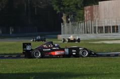 Dimitry Suranovich (RUS), F Aci Csai Tatuus FA 010 FPT,Euronova Racing , CAMPIONATO ITALIANO FORMULA ACI CSAI ABARTH