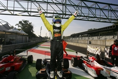 Victor Guerin (BRA),Dallara F308 FTP 420 CIF3,Lucidi Motors Srl , ITALIAN FORMULA 3 CHAMPIONSHIP