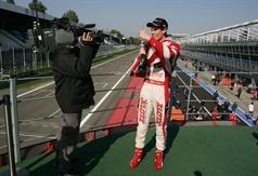 Michael Lewis (USA),Dallara F308 FTP 420 CIF3,Prema Powerteam Srl, ITALIAN FORMULA 3 CHAMPIONSHIP