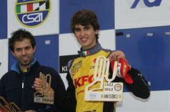 Antonio Giovinazzi (BVM Srl, F.Aci Csai Tatuus FA010 FPT #24), CAMPIONATO ITALIANO FORMULA ACI CSAI ABARTH