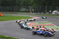 B. Samin Gomez (Jenzer Motorsport Gmbh, F.Aci Csai Tatuus FA010 FPT #17), CAMPIONATO ITALIANO FORMULA ACI CSAI ABARTH