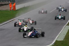 Kevin Joerg (Jenzer Motorsport Gmbh, F.Aci Csai Tatuus FA010 FPT #18), CAMPIONATO ITALIANO FORMULA ACI CSAI ABARTH