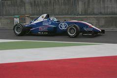 Gregor Ramsay (Jenzer Motorsport Gmbh, F.Aci Csai Tatuus FA010 FPT #19), CAMPIONATO ITALIANO FORMULA ACI CSAI ABARTH