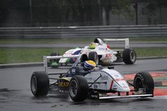 Santiago Urrutia (BVM Srl, F.Aci Csai Tatuus FA010 FPT #9), CAMPIONATO ITALIANO FORMULA ACI CSAI ABARTH