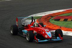 Kevin Giovesi (Ghinzani Arco Motorsport, Dallara F308  FTP 420 #14), ITALIAN FORMULA 3 CHAMPIONSHIP