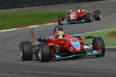Kevin Giovesi (Ghinzani Arco Motorsport, Dallara F308  FTP 420 #14) , ITALIAN FORMULA 3 CHAMPIONSHIP
