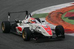 Yoshitaka Kuroda (Euronova R.By Fortec, Dallara F308 FPT 420 #10) , ITALIAN FORMULA 3 CHAMPIONSHIP