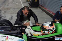 Mario Marasca (BVM Srl, Dallara F308 FPT 420 #2), ITALIAN FORMULA 3 CHAMPIONSHIP