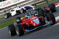 Robert Visoiu (Ghinzani Arco Motorsport srl, Dallara F308 FPT 420 #13), ITALIAN FORMULA 3 CHAMPIONSHIP
