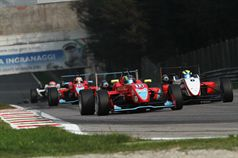Robert Visoiu (Ghinzani Arco Motorsport srl, Dallara F308 FPT 420 #13) , ITALIAN FORMULA 3 CHAMPIONSHIP