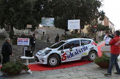 Moreno Cenedese, Roberto Simoni (Ford Fiesta S2000 #7, TROFEO RALLY TERRA