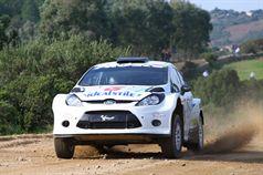 Moreno Cenedese, Roberto Simoni (Ford Fiesta S2000 #7), TROFEO RALLY TERRA