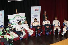 Press Conference, TROFEO RALLY TERRA