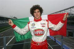 Michele Beretta (Euronova R.by Fortec, F.Aci Csai Tatuus FA010 FPT #1) , CAMPIONATO ITALIANO FORMULA ACI CSAI ABARTH