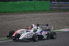 Lukas De Moraes (Facondini Racing, F.Aci Csai Tatuus FA 010  FPT #11), Michele Beretta (Euronova R.by Fortec, F.Aci Csai Tatuus FA010 FPT #1)   , CAMPIONATO ITALIANO FORMULA ACI CSAI ABARTH