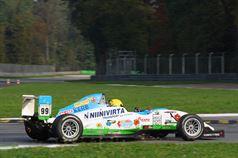 Sabino de Castro (AB Motorsport, F.Aci Csai Tatuus FA 010  FPT #99), CAMPIONATO ITALIANO FORMULA ACI CSAI ABARTH