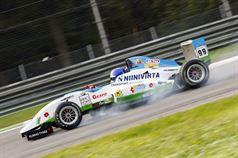 Sabino de Castro (AB Motorsport, F.Aci Csai Tatuus FA 010  FPT #99) , CAMPIONATO ITALIANO FORMULA ACI CSAI ABARTH