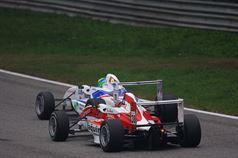 Simone Iaquinta (GSK, F.Aci Csai Tatuus FA 010 FPT,#38)  , CAMPIONATO ITALIANO FORMULA ACI CSAI ABARTH