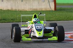 Gianmarco Maggiulli (Tomcat Racing,F.Aci Csai Tatuus FA010 FPT #83) , CAMPIONATO ITALIANO FORMULA ACI CSAI ABARTH