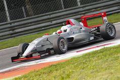 Giorgio Alberto Mnadozzi (SG Motors,F.Aci Csai Tatuus FA010 FPT #84) , CAMPIONATO ITALIANO FORMULA ACI CSAI ABARTH