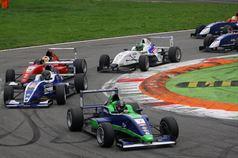 Denis Nagulin (Cram Motorsport,F.Aci Csai Tatuus FA010 FPT #7) , CAMPIONATO ITALIANO FORMULA ACI CSAI ABARTH