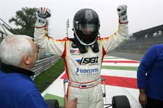 Denis Nagulin (Cram Motorsport,F.Aci Csai Tatuus FA010 FPT #7), CAMPIONATO ITALIANO FORMULA ACI CSAI ABARTH