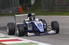 Dario Orsini (NBC Group,F.Aci Csai Tatuus FA 010 FPT #58), CAMPIONATO ITALIANO FORMULA ACI CSAI ABARTH