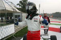 Dario Orsini (NBC Group,F.Aci Csai Tatuus FA 010 FPT #58) , CAMPIONATO ITALIANO FORMULA ACI CSAI ABARTH