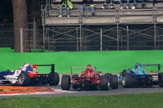 Alessandro Perullo (Technorace, F.Aci Csai Tatuus FA 010 FPT #78), Alessio Rovera (Cram Motorsport Srl, F.Aci Csai Tatuus FA 010 FPT,#12)  , CAMPIONATO ITALIANO FORMULA ACI CSAI ABARTH