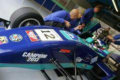 Alessio Rovera (Cram Motorsport Srl, F.Aci Csai Tatuus FA 010 FPT,#12), CAMPIONATO ITALIANO FORMULA ACI CSAI ABARTH