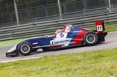 Sergey Trofimov (SMP Racing Junior by Euronova, F.Aci Csai Tatuus FA 010 FPT #77)  , CAMPIONATO ITALIANO FORMULA ACI CSAI ABARTH