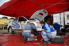 Fabio Gianfico, Liberato Mongillo (Mitsubishi Lancer Evo IX R R4 #2, Sc. Rubicone Corse), TROFEO RALLY TERRA