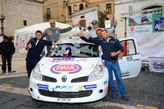 Nicolò Marchioro, Marco Marchetti (Renault Clio R3 R R3C #4), TROFEO RALLY TERRA