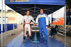 Giuseppe Pozzo, Alberto Contini (Mitsubishi Lancer Evo IX N Na #6, Sport Management), TROFEO RALLY TERRA