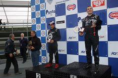 Gara 1 podio Formula ACI CSAI Abarth, Jorge Bas (TCR Motorsport,Tatuus FA 010 FPT CIFA #20), Fernando Madera (TCR Racing Team SA,Tatuus FA 010 FPT CIFA #56), CAMPIONATO ITALIANO FORMULA ACI CSAI ABARTH