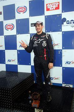 Jorge Bas (TCR Motorsport,Tatuus FA 010 FPT CIFA #20), CAMPIONATO ITALIANO FORMULA ACI CSAI ABARTH