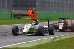 Jorge Bas (TCR Motorsport,Tatuus FA 010 FPT CIFA #20) , CAMPIONATO ITALIANO FORMULA ACI CSAI ABARTH