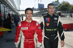 Jorge Bas (TCR Motorsport,Tatuus FA 010 FPT CIFA #20), Fernando Madera (TCR Racing Team SA,Tatuus FA 010 FPT CIFA #56) , CAMPIONATO ITALIANO FORMULA ACI CSAI ABARTH