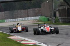 Gianpaolo Lattanzi (Tatuus FA 010 FTP CIFA #2), Fernando Madera (TCR Racing Team SA,Tatuus FA 010 FPT CIFA #56) , CAMPIONATO ITALIANO FORMULA ACI CSAI ABARTH