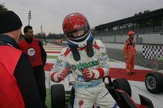 Longhi Piero (Twister Italia,Formula 3 Dallara 308 F2IT#3) , CAMPIONATO ITALIANO FORMULA ACI CSAI ABARTH