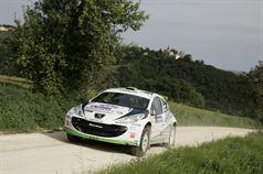 Renato Travaglia, Giacomo Ciucci (Peugeot 207 S2000 #6, Island Motorsport);, TROFEO RALLY TERRA